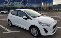 Ford Fiesta 1.5 Dizel