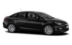 Opel Astra Limuzina 1.6 Aut Dizel