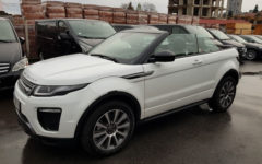 Range Rover EVOQUE CABRIO 2.0 d 4*4 LUX