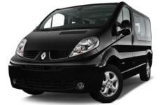Renault Traffic Combi 8+1 Dizel