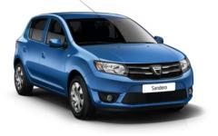 Dacia Sandero 0.9 Automatic 2017