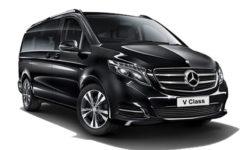 Mercedes V class XL 220d 4M 6+1 VIP LUX Aut Dizel